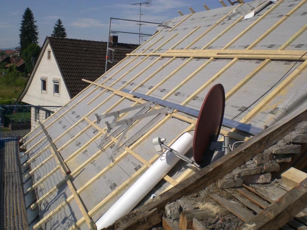 Dachsanierung Oberreitnau