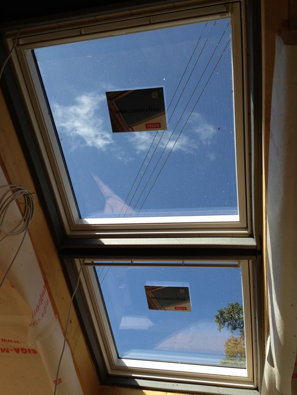 Velux Dachfenster Elektrisch