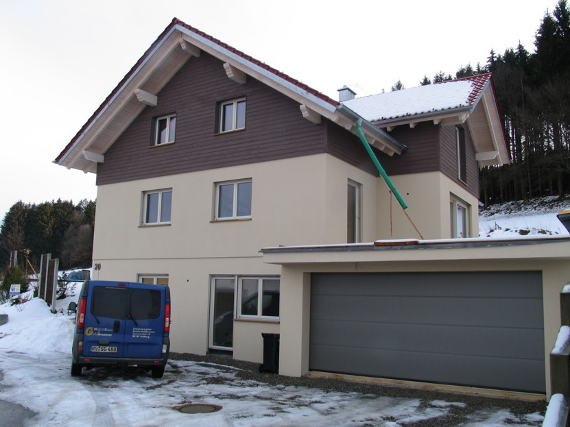 Neubau Neuravensburg