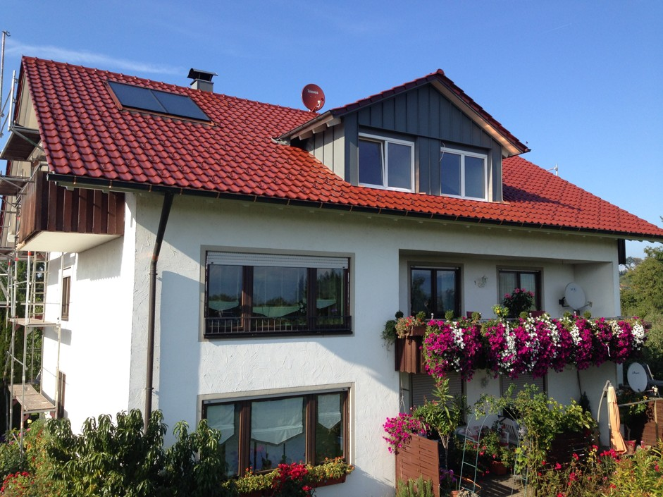 Baustelle Nonnenhorn